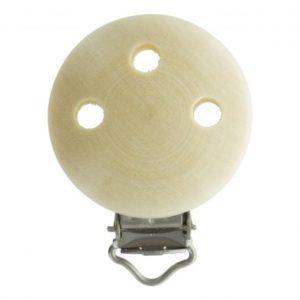 Clip bois pour attache tétine 37×11,5mm