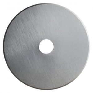 Lame rotative titanium coupe droite 45mm FISKARS