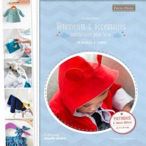 Vêtements et accessoires irrésistibles pour bébé : 18 modèles à coudre