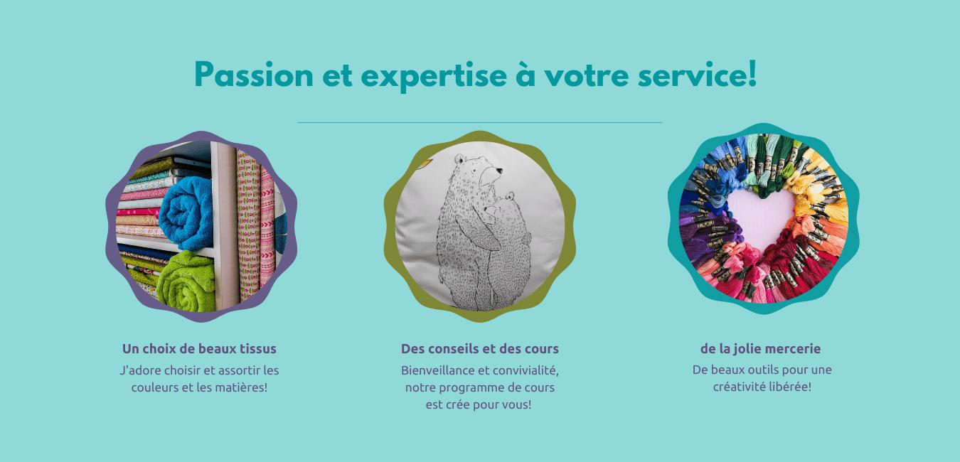 La Boutik' a 5 ans! Passion et expertise p3