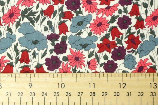 Tissu Liberty Poppy daisy 5