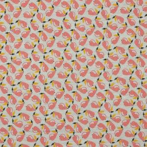 Tissu sweat léger Tasty Pears laize 150cm (x 10cm)
