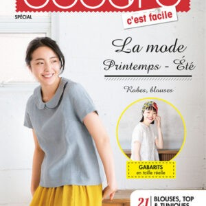 COUDRE SPECIAL – MODE PRINTEMPS