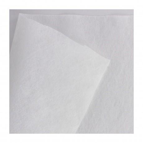 Entoilage Vlieseline léger thermo 90cm blanc B