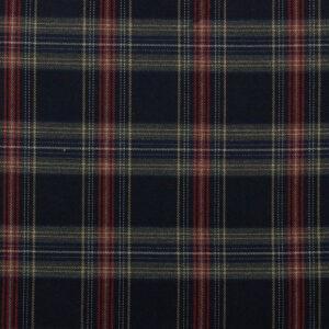 Tissu tartan écossais classique (x10cm)