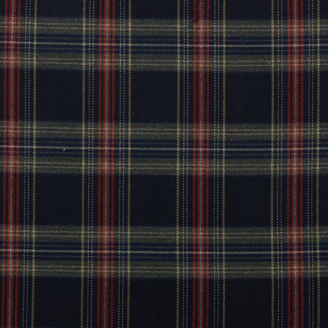 Tissu tartan écossais classique
