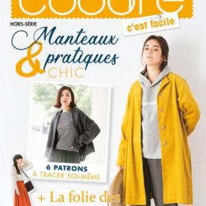 Manteaux pratiques et chics – hors série 31
