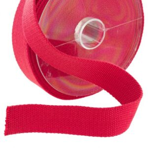 Sangle 30mm cerise