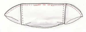 Gilet de Berger Kit de la Boutik Créative de Rives