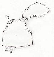 Gilet de berger Kit de la Boutik Créative