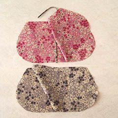 Pochette fleurie montage 1