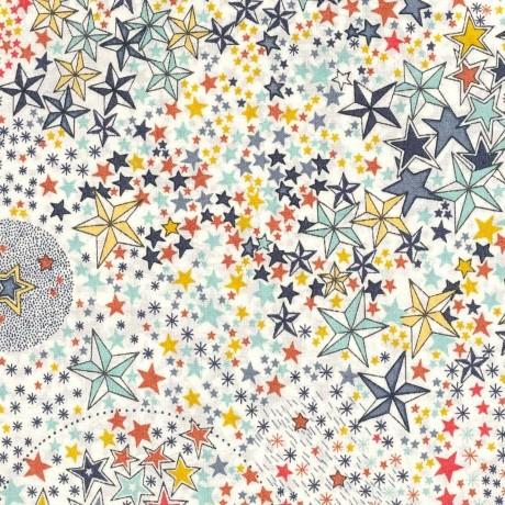 Tissu Liberty adelajda multicolore