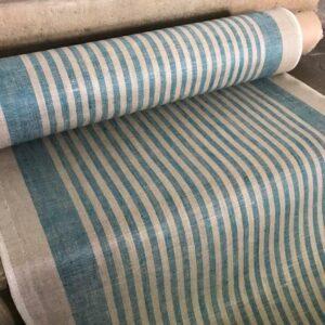Tissu lin Torlino Jade (x10cm)