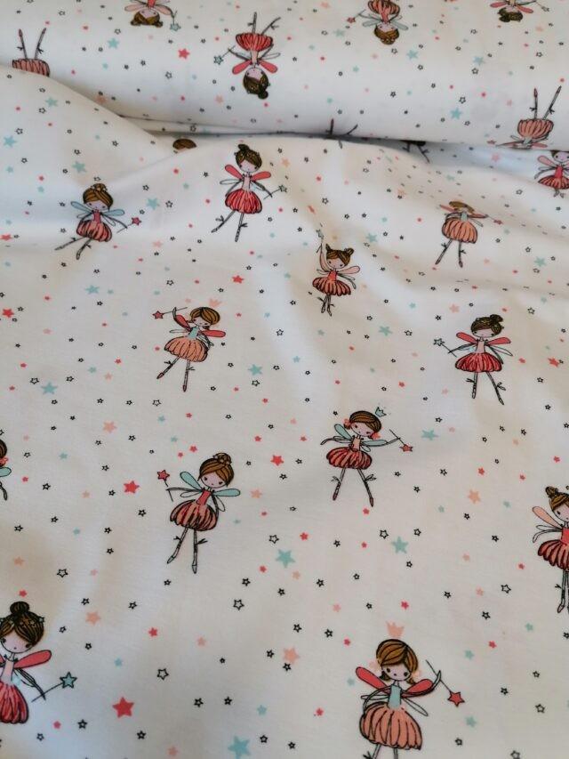 Tissu jersey les danseuses a La Boutik Creative de Rives 3