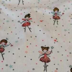 Tissu jersey Poppy les Danseuses