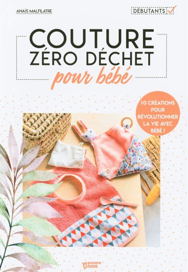 couture zéro déchet pour bébé couv à La Boutik' Creative de Rives