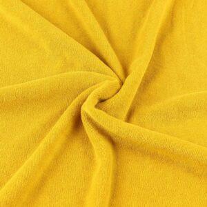 Micro éponge Biologique jaune moutarde ( x10cm)