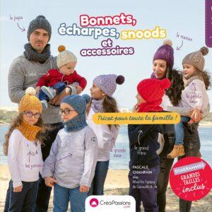 Bonnets, écharpes, snoods et accessoires  tricot pour toute la famille