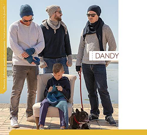 Bonnets, écharpes, snoods et accessoires tricot pour toute la famille dandy