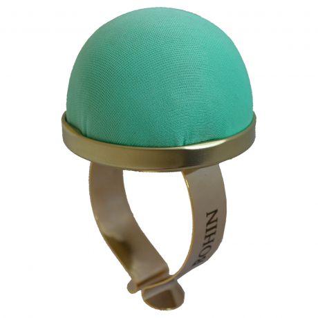 Bracelet porte épingles vert d'eau
