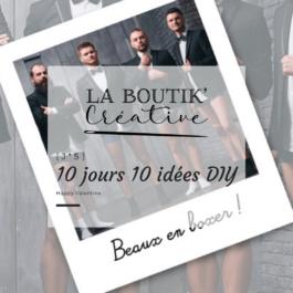10 idées DIY pour nos amoureux(ses) #5