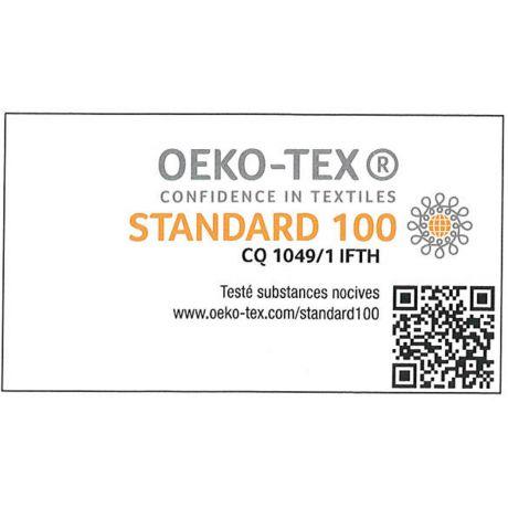 Label Oeko tex 100
