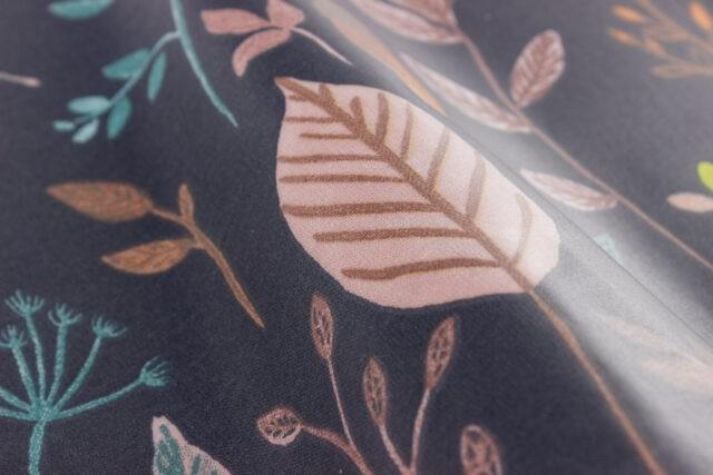 Tissu enduit Fryetts Feuillage à la Boutik Creative de Rives