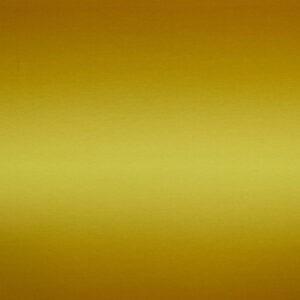 Tissu jersey effet tie & dye col moutarde (10cm)