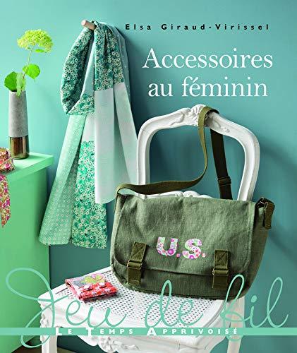 Accessoires au féminin couv à la Boutik Créative de Rives