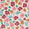 Tissu Liberty Fabrics Tana Lawn® Edie Rose à La Boutik Créative de Rives