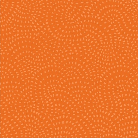Tissu coton Dashwood twist pumpkin