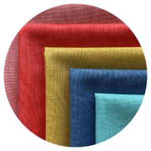 Tissu Coton effet Lin