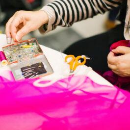 Couture projet libre