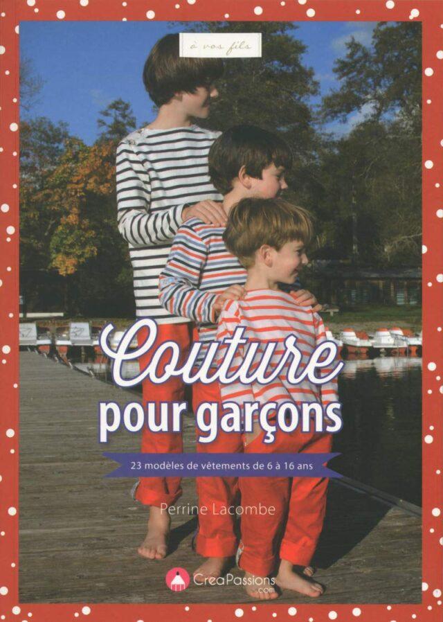 couture pour garçons couverture