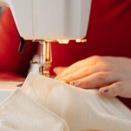 Couture technique avec Marie-Paule