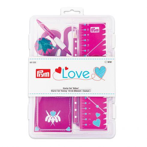 kit débutant Prym Love rose à La Boutik Creative de Rives