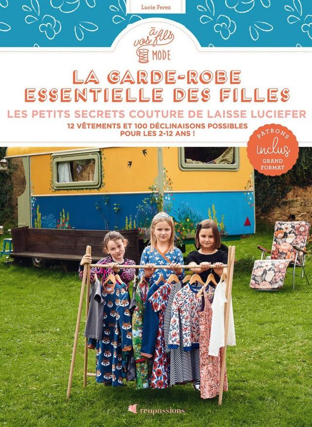 La Garde Robe Essentielle des filles couv à La Boutik Créative des filles