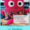 Tuto Couture vidéo Doudou Croq' soucis