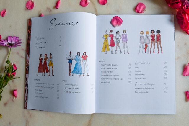 livre-ma-garde-robe-boheme-chic-editions-mango-charlene-plaut_sommaire