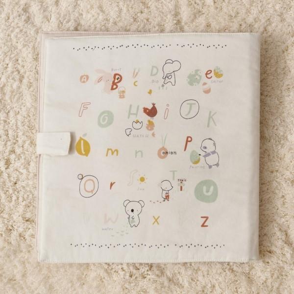 Panneau textile Easter Book - La Boutik Creative de Rives 2