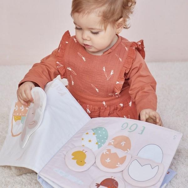 Panneau textile Easter Book - La Boutik Creative de Rives 3