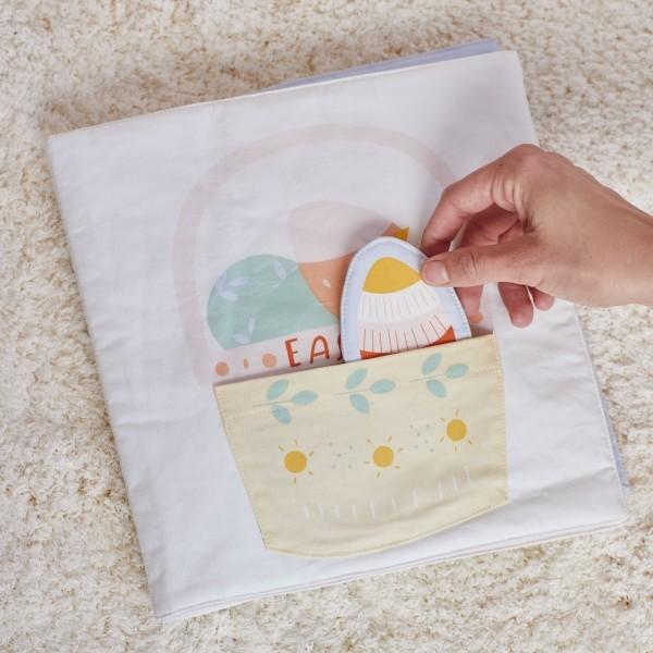 Panneau textile Easter Book - La Boutik Creative de Rives 4
