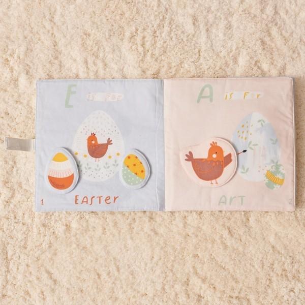 Panneau textile Easter Book - La Boutik Creative de Rives 5