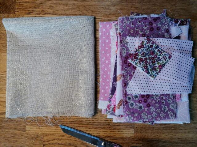 Le sac d'été - tuto couture La Boutik Creative de Rives A