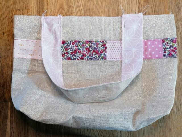 Le sac d'été - tuto couture La Boutik Creative de Rives K