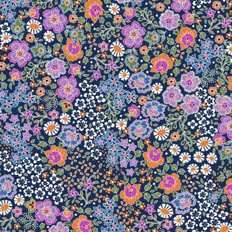 Tissu Dashwood studio Ace Lawn BAHAR lilac