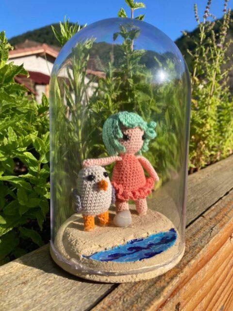Ateliers crochet By Kroll à La Boutik Creative de Rives