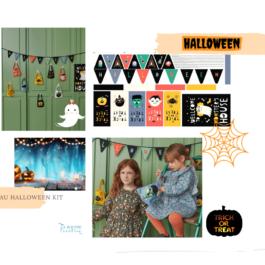 Halloween… c'est le 31 octobre!